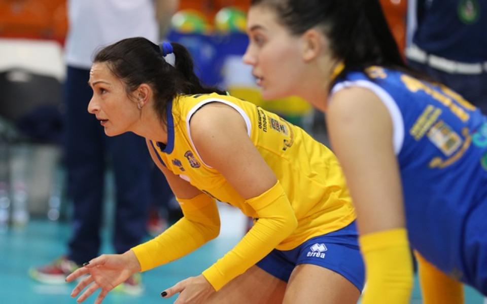 Нетрадиционен хикс във волейболна контрола