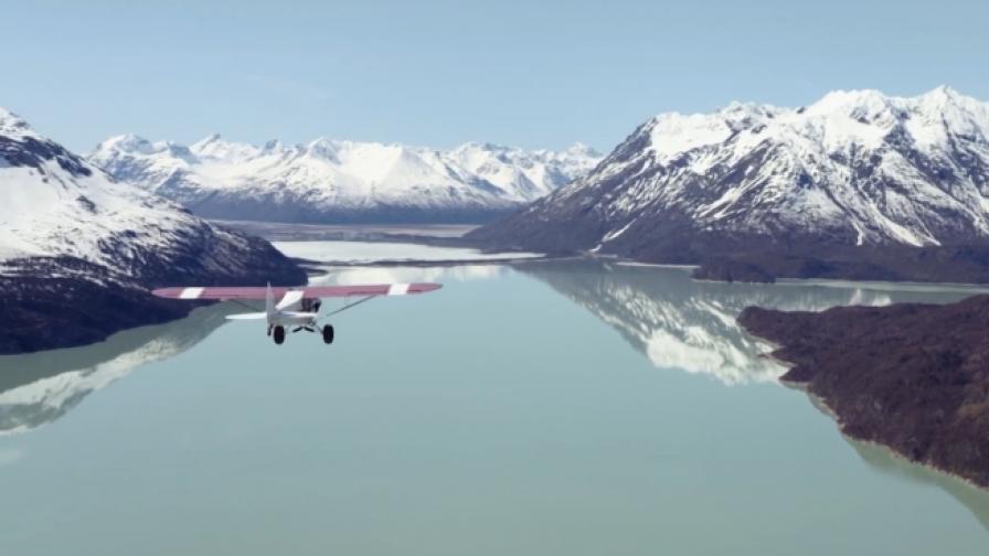Това видео ще ви накара да полетите