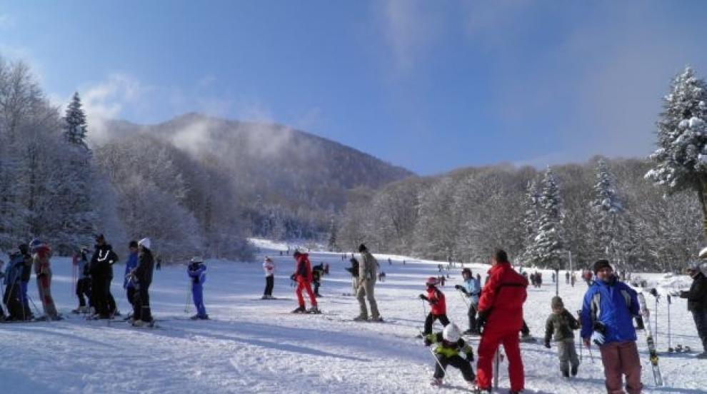 """Турист почина на ски писта """"Кулиното"""""""