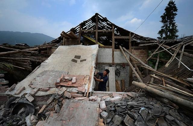 Земетресение с магнитуд 6,8 разтърси Чили
