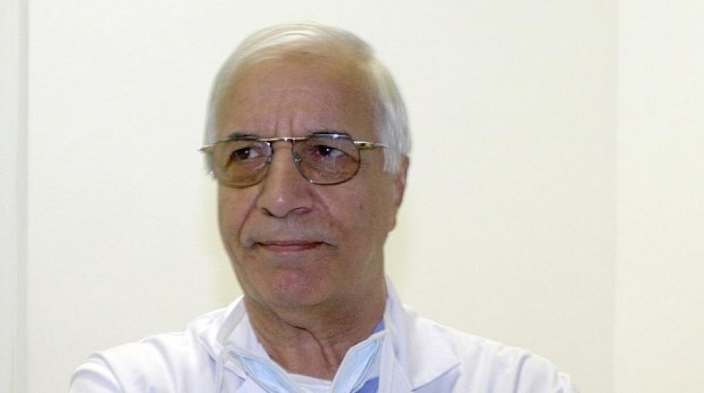 Почина светилото на българската кардиология - проф....