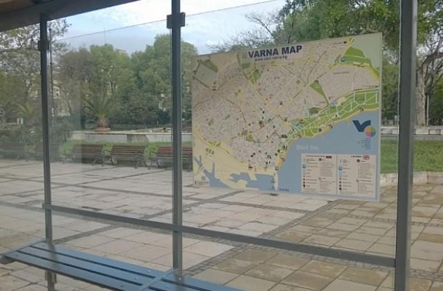 Avtobusnite Spirki Na Varna S Novi Turisticheski Karti Varna
