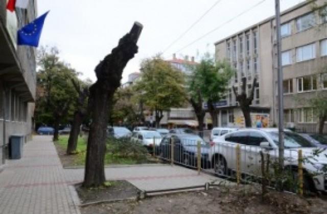 Obezopasiha S Parapet Noviya Korpus Na Ruskoto Uchilishe Varna