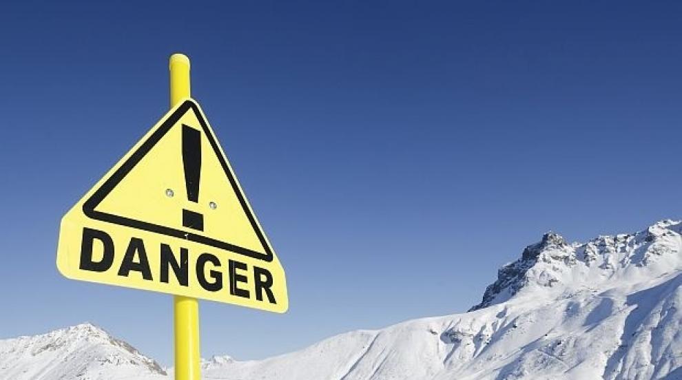 Десетима бяха затрупани от лавина в Швейцария