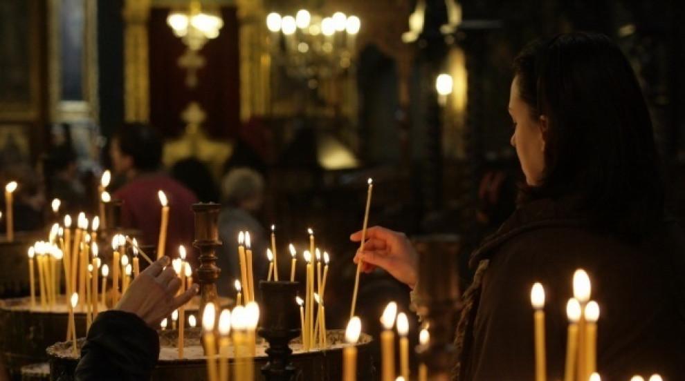Правосллавните християни празнуват Възнесение Господне./Спасовден/