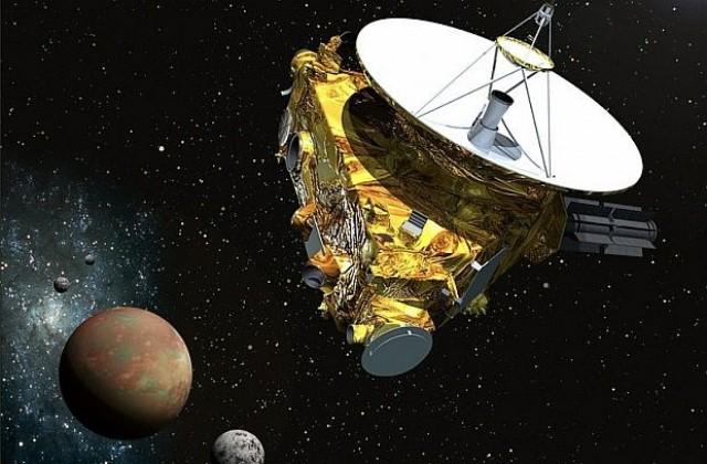 Резултат с изображение за космическият апарат Нови Хоризонти
