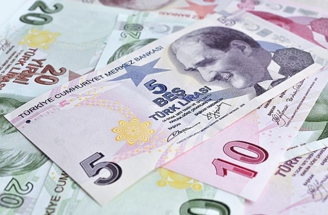 Резултат с изображение за туска лира долар