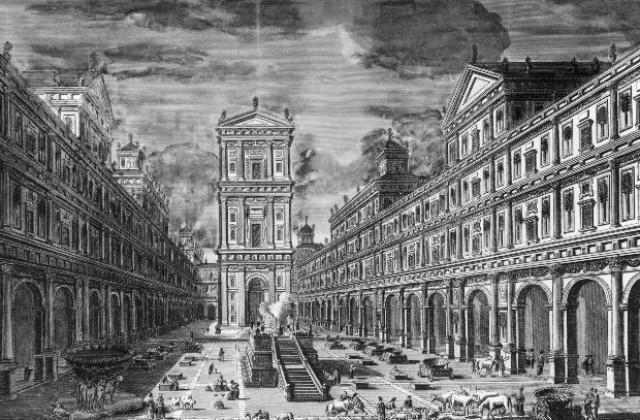 Резултат с изображение за Навуходоносор II разрушава Соломоновия храм.