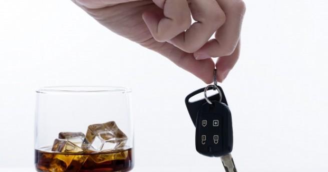 37-годишен мъж от Враца е засечен да шофира пиян, съобщиха