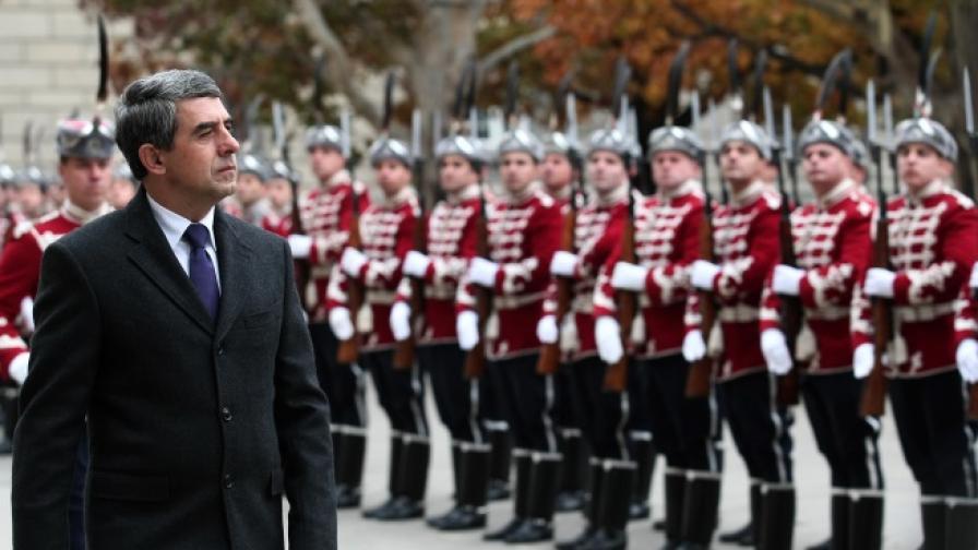 Плевнелиев: Новият президент има какво да свърши