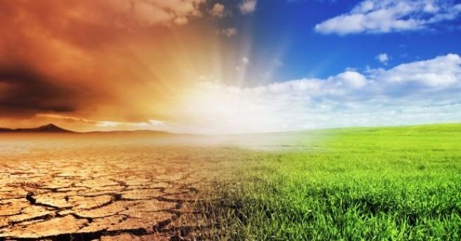 Глобалното затопляне не е еднакво интензивно във всички части по
