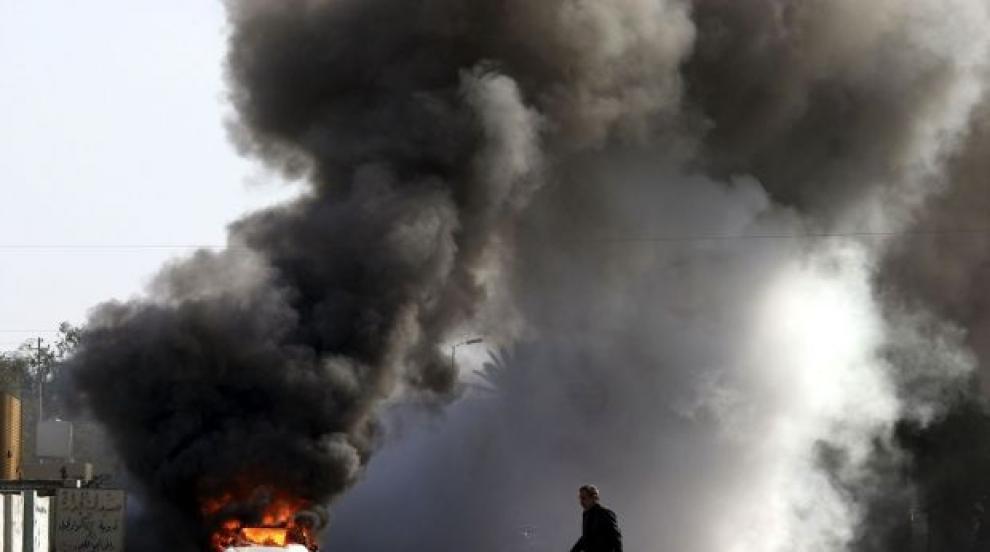 Поредна атака в Багдад: Шестима ранени при ракетен удар