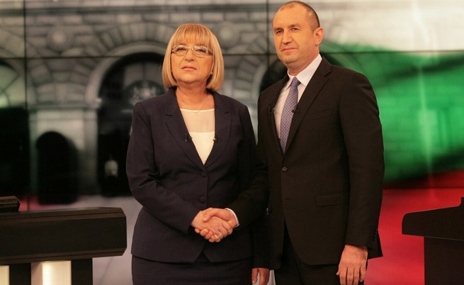 Радев: Аз съм проевропеец, Цачева е кандидат на ДОСТ