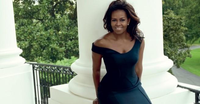 Днес първата дама на САЩ, която донесе промяната, от която