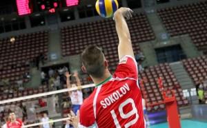 Цецо Соколов с 29 точки за Кучине Лубе при успех в Италия