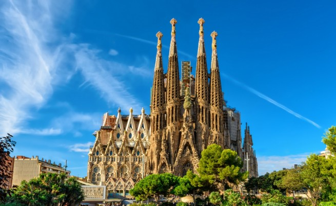 Кои са най-красивите сгради в света