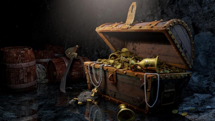 Съкровищата, които мнозина са се опитвали да открият
