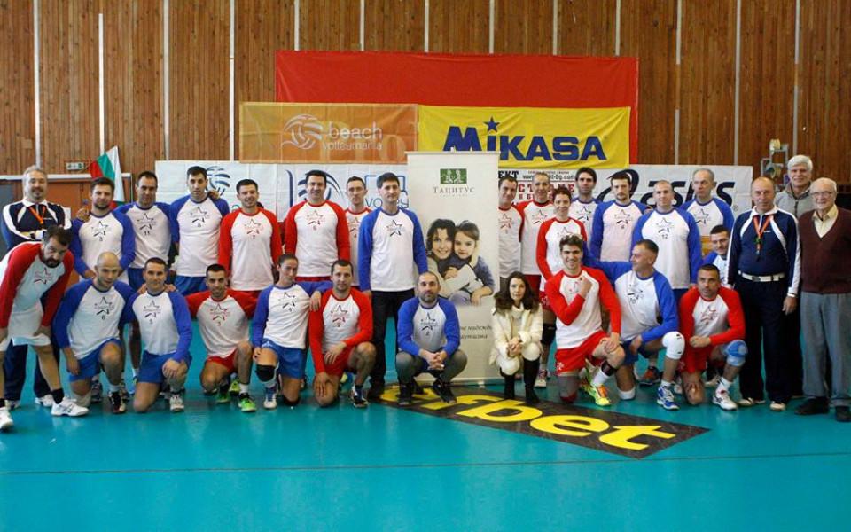 Volley Mania организира втори благотворителен Мач на звездите