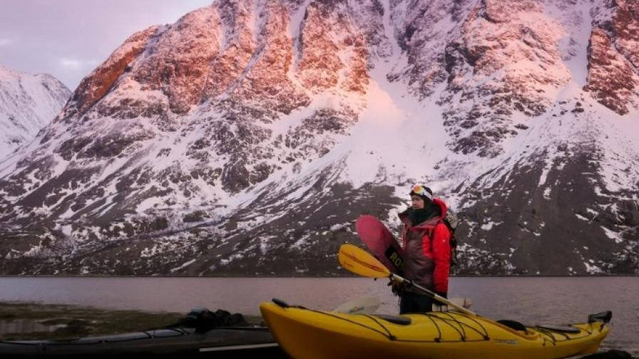 Опасно приключение в Арктическия кръг