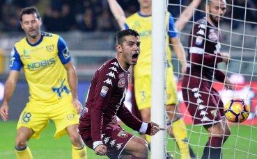 Футболният номад Фалке преподписа с Торино