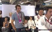 Федерер следи отблизо спора за титлата в Абу Даби