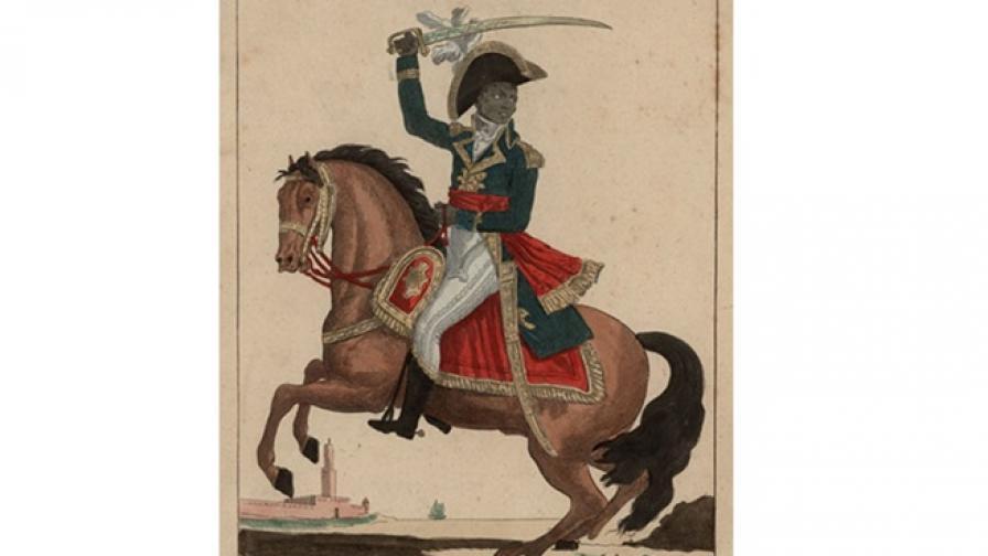 Франсоа Лувертюр - робът, който се изправи срещу Наполеон