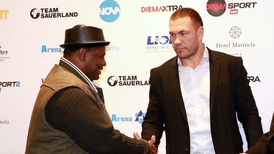 Кобрата: Напълно възможен е реванш с Кличко