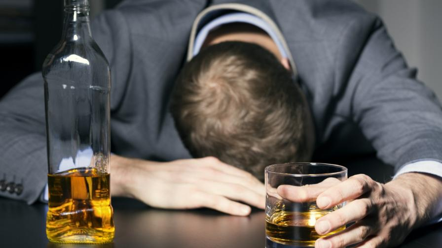 АА: 40% от българите злоупотребяват с алкохола