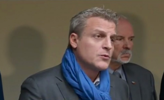 Прокуратурата предаде на съд Петър Москов по три обвинения