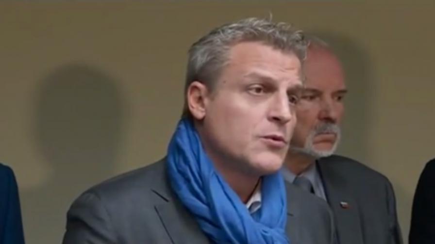 Прокуратурата предаде на съд Москов по три обвинения