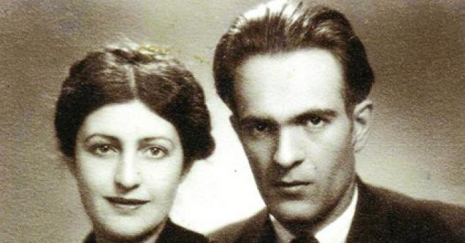 Никола Йонков Вапцаров, поетът на морето и машините, е роден