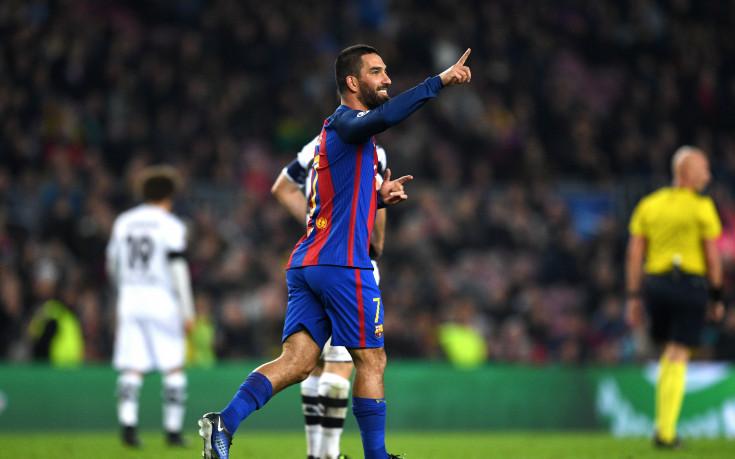 Барселона прикани желаещите за Арда Туран