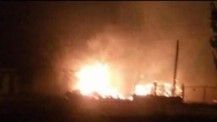 Опасност от пожари у нас, пламъци обхванаха Балканите