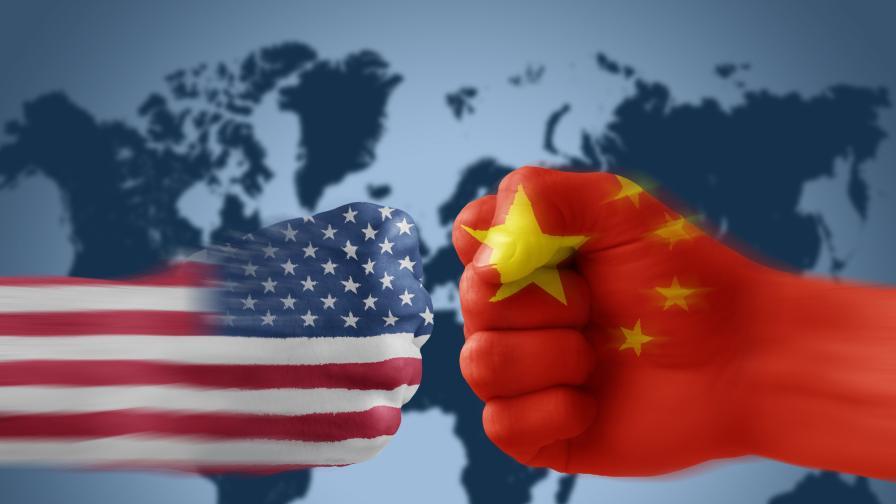 <p>Китай отвръща, удря с мита стоки от САЩ за 60 млрд. долара</p>