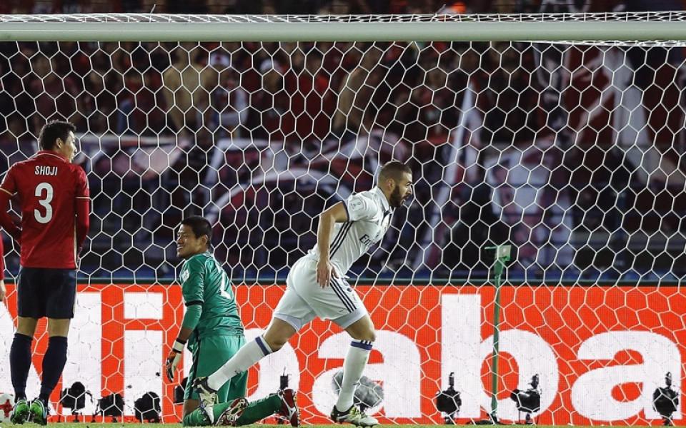 Реал Мадрид стана световен клубен шампион за втори път