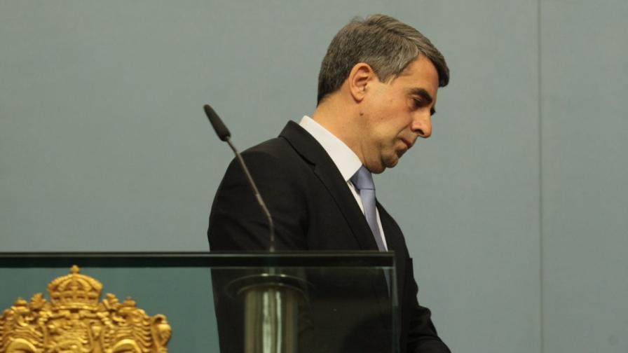 Наруши ли Плевнелиев Конституцията