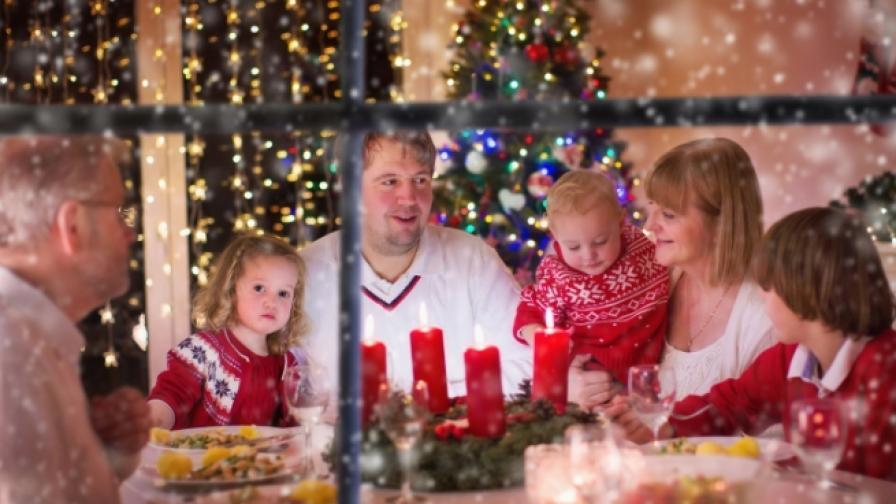 Коледа по никое време идва, за да помогне на деца в риск