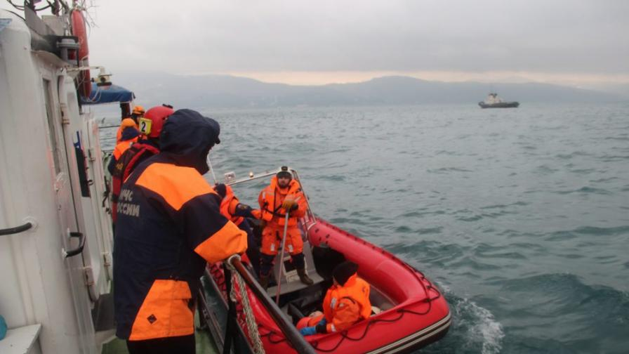 Нова версия за падането на руския Ту-154 в Черно море
