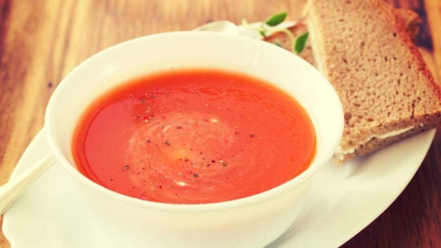 Следпразнична доматена супа