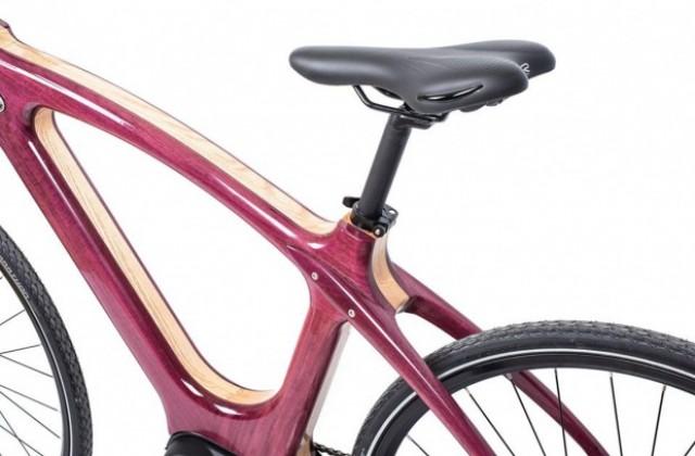 9f31c2cc807 Варненци изобретиха уникален дървен велосипед (СНИМКИ) - Варна ...