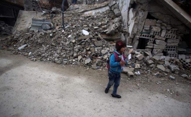 Сирийската столица Дамаск трети ден е без вода