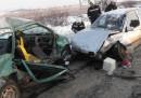 Жертва и четирима ранени при катастрофа на Е-79