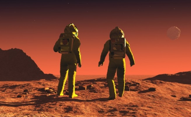 Най-големите опасности за човека на Марс