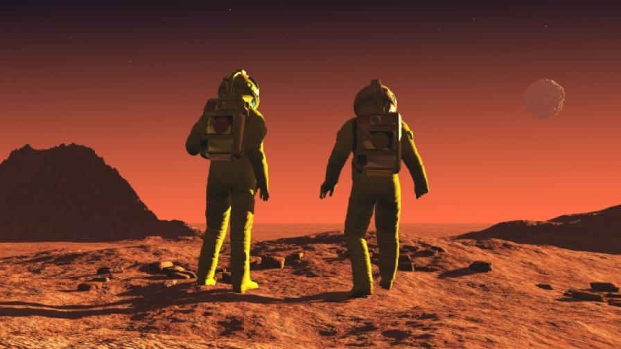<p>Пътят към Марс ще има ужасяващи последствия</p>