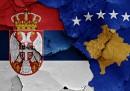 Ново голямо напрежение между Сърбия и Косово