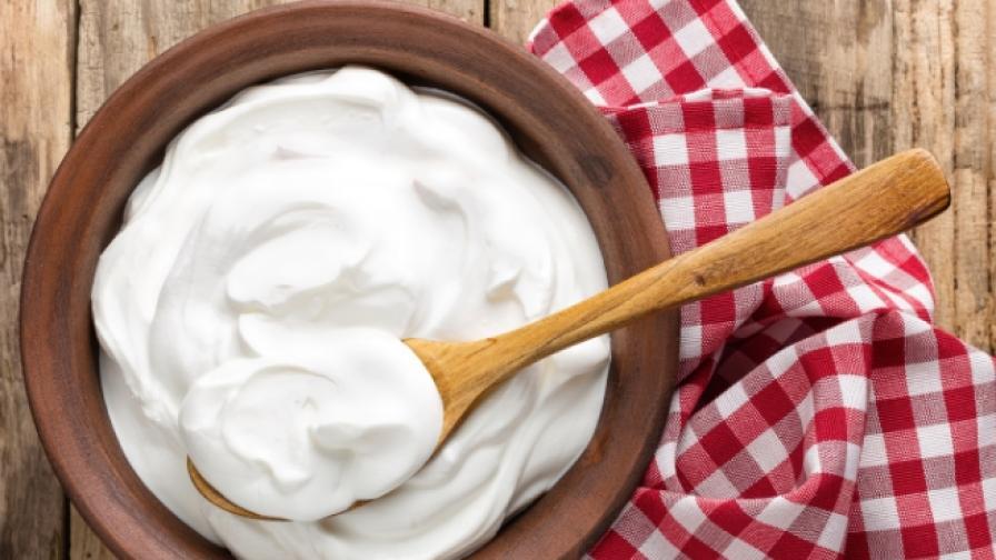 Учени препоръчват да ядем кисело мляко преди всяко хранене