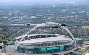 """20 хиляди празни места на """"Уембли"""" на Тотнъм – Челси"""