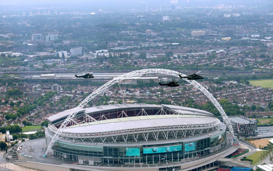 Англия ще играе приятелски мач с Уелс в началото на октомври