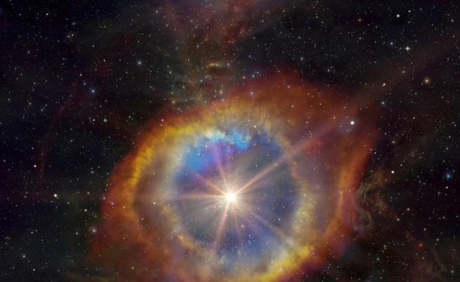 Астрономи откриха първия пулсар бяло джудже