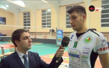 Алекс Грозданов: Мечтая да играя в Русия
